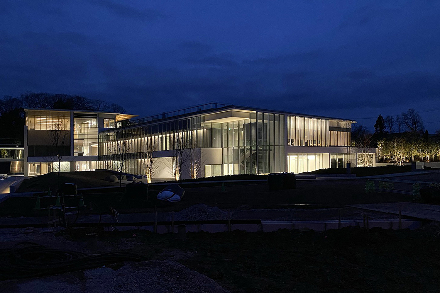 Re-opening of Nagano Prefectural Art Museum