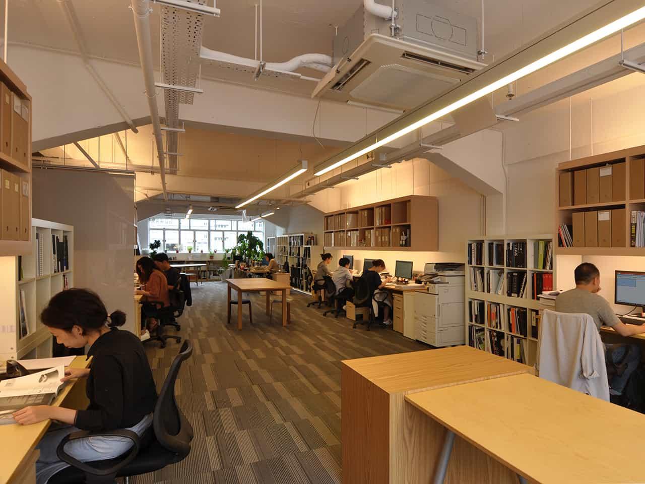 Hong Kong office has moved.